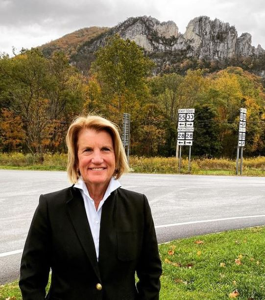 Shelley Moore Capito Contact Address, Phone Number, Whatsapp Number, Email ID, Website 16