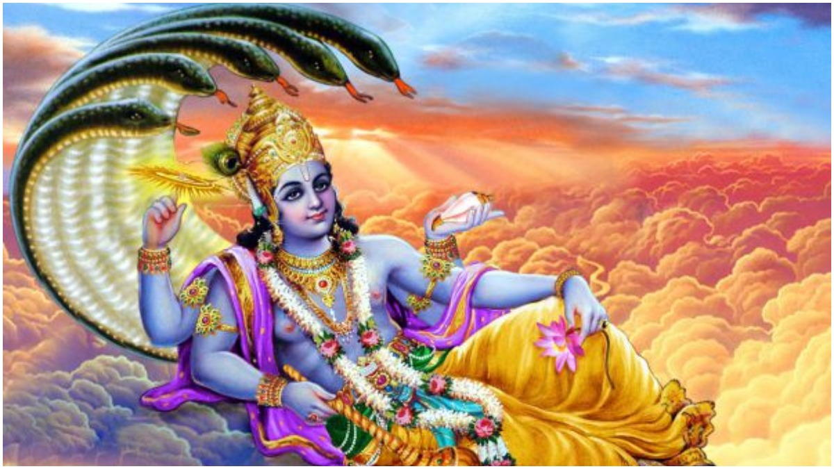 How to Meet Lord Vishnu Personally and Face to Face 6