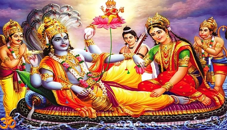 How to Meet Lord Vishnu Personally and Face to Face