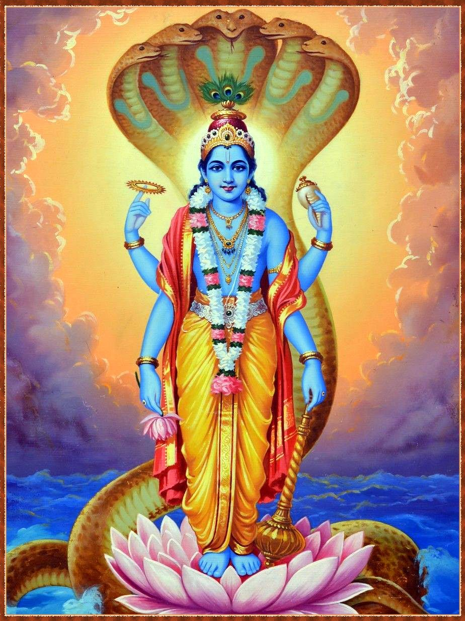How to Meet Lord Vishnu Personally and Face to Face 5