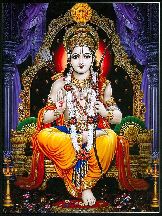 How to Meet Lord Rama Personally and Face to Face 7