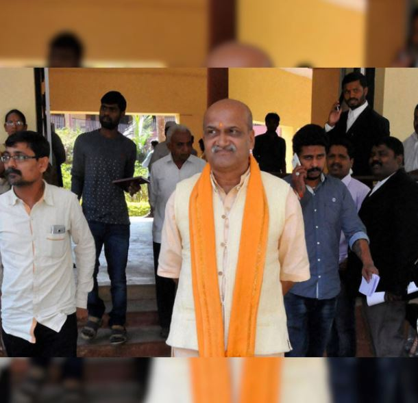 Pramod Muthalik Contact Address, Fanmail Address, Phone Number, Whatsapp Number, Email ID, Website 12