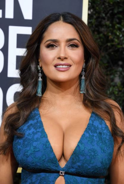 Salma Hayek Contact Address, Phone Number, Whatsapp Number, Fanmail Address, Email ID, Website 12