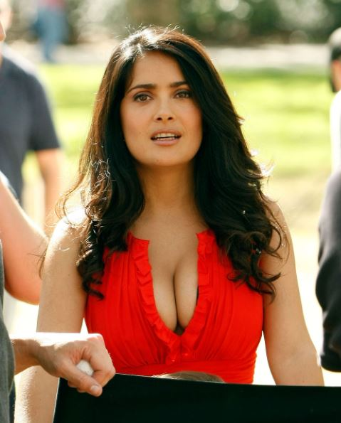 Salma Hayek Contact Address, Phone Number, Whatsapp Number, Fanmail Address, Email ID, Website 11