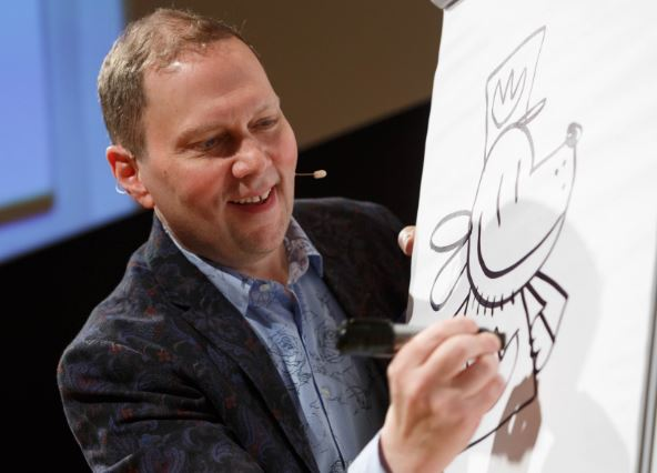 How to Meet Dav Pilkey Personally and Face to Face 7
