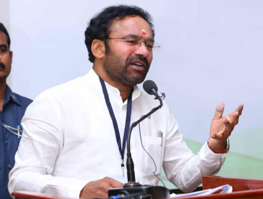 How to Meet G. Kishan Reddy Personally and Face to Face