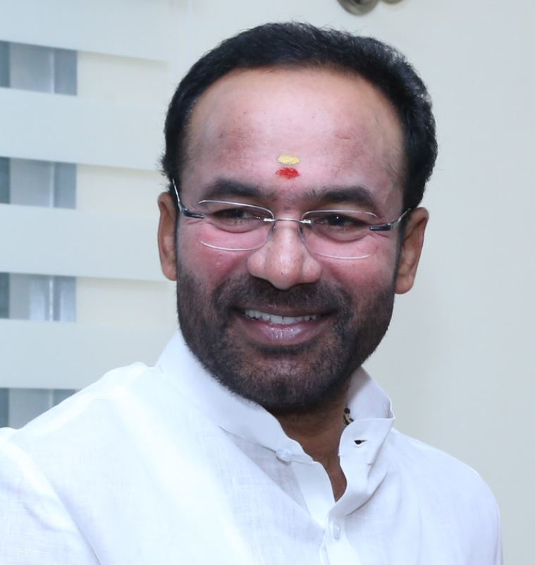 How to Meet G. Kishan Reddy Personally and Face to Face 5
