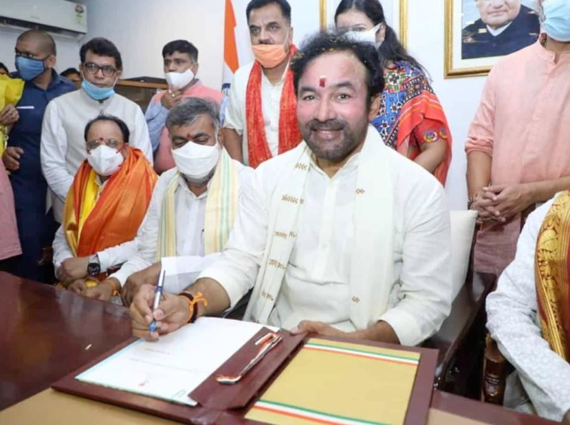 How to Meet G. Kishan Reddy Personally and Face to Face 6