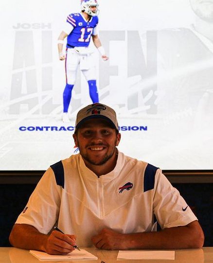 Josh Allen Contact Address, Phone Number, Whatsapp Number, Fanmail Address, Email ID, Website 9