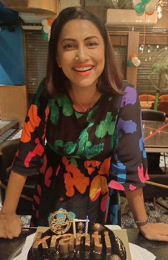 Kranti Redkar Contact Address, Phone Number, Whatsapp Number, Fanmail Address, Email ID, Website 14