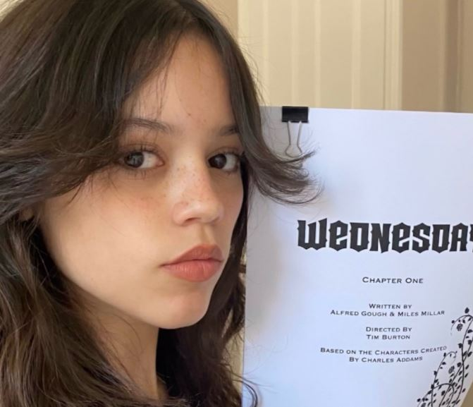 Jenna Ortega Contact Address, Phone Number, Whatsapp Number, Fanmail Address, Email ID, Website
